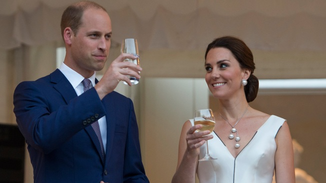 British Royals Honored on Visit to Poland With Their Children