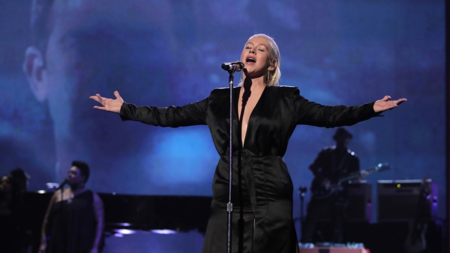 Christina Aguilera Denied Song With Band at New Orleans Bar