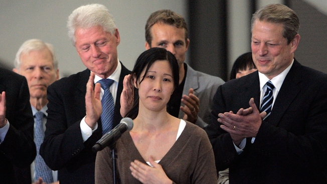 Journalist Laura Ling Reflects on Her Own Release from N. Korean Captivity in 2009