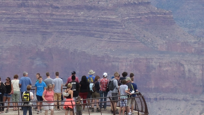 Grand Canyon Celebrates 100th Birthday With Free Entry