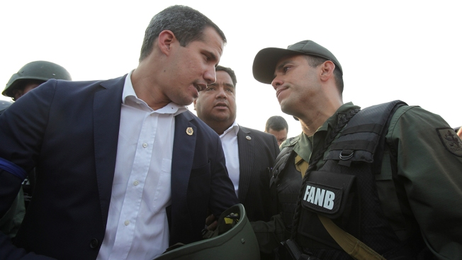 US Still Pondering Military Options in Venezuela