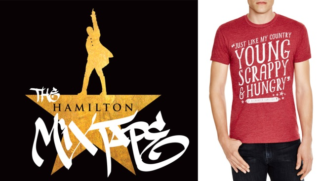 Gifts for the 'Hamilton' Obsessed? Choices are Plentiful