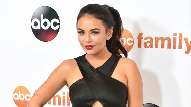 'Pretty Little Liars' Star Janel Parrish Is Engaged to Longtime Boyfriend Chris Long