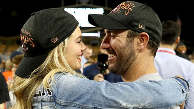 On Deck: Kate Upton, Justin Verlander Expecting Baby