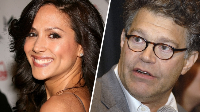 Senator Al Franken accused of sexual abuse by news anchor