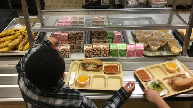 Trump Plan Didn't Note Threat to 500K Free School Lunches: Dems