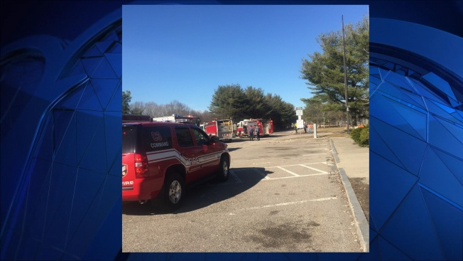 1 Dead After Rest Area Car Fire in Mansfield, Mass.