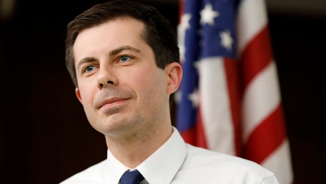 Pete Buttigieg, a Military Vet, Says Trump Pretended To Be Disabled to Dodge the Draft
