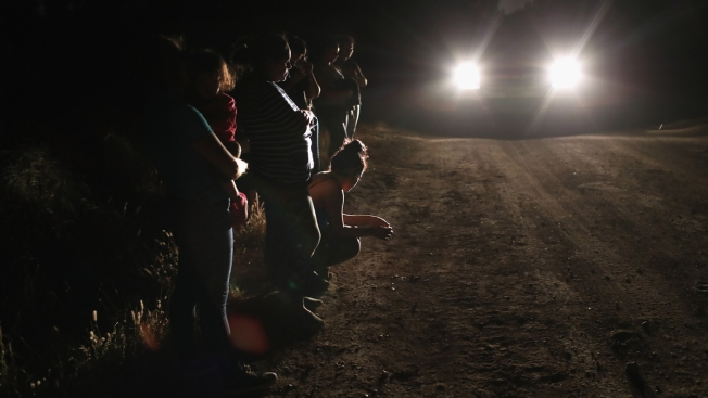 Border Patrol Finds 4 Bodies, Including 3 Children, in Texas