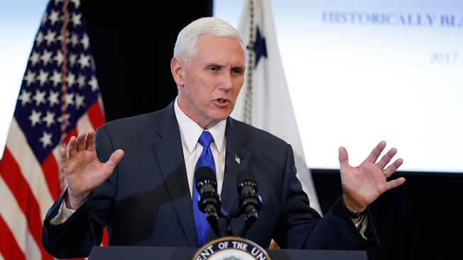 Pence Backs Up Trump's Economic Efforts During Visit to Iowa