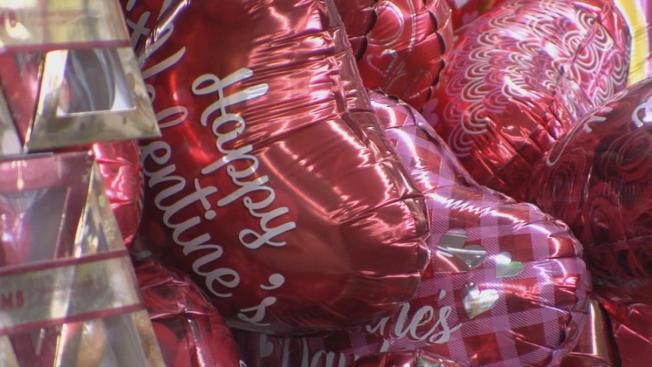 Valentine's Day in Dot