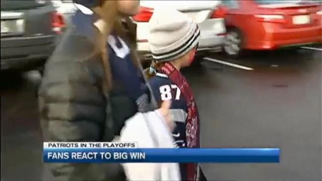 Nailbiting Finish as Patriots Beat Chiefs 27-20 - NBC10 Boston 5c83a2962