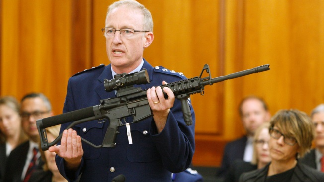 New Zealand's New Gun Laws Get Final Assent to Take Effect