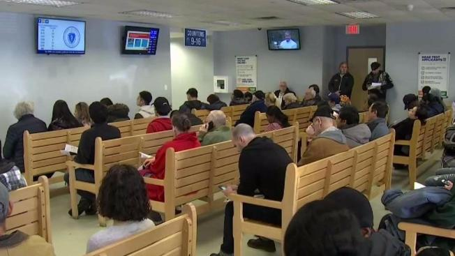 RMV Wait Times After REAL ID Change Frustrate Mass. Drivers - NBC10 Boston