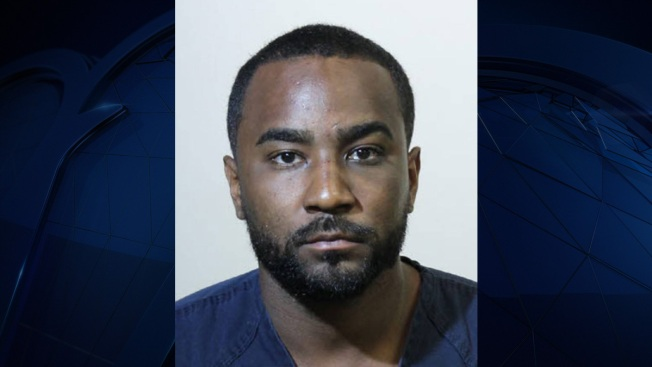 Bobbi Kristina's ex arrested for domestic violence