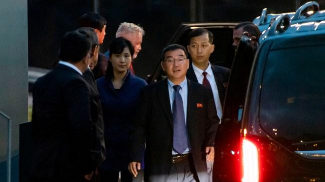 North Korea Decries Breakdown of Talks US Says Were 'Good'