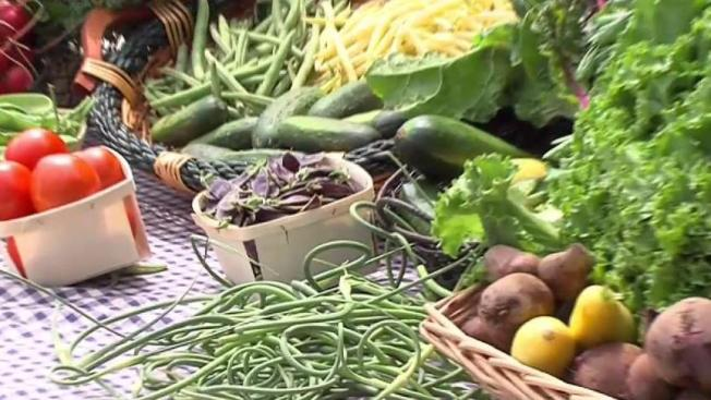 Back in Season: Local Farmer's Markets