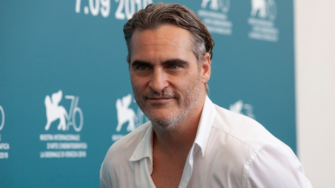 Joaquin Phoenix Discusses Preparing for Role in 'Joker'