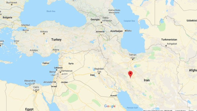 Iran Recovers Black Box From Turkish Plane Crash Killing 11