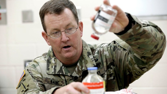 US Troops Get Freeze-Dried Plasma for Battlefield Bloodshed