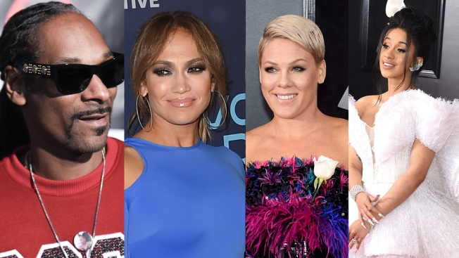 Super Bowl Week to Feature Snoop Dogg, J. Lo, Pink, Cardi B