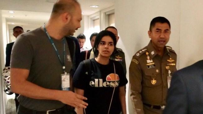 Australia Considering Resettlement for Fleeing Saudi Woman
