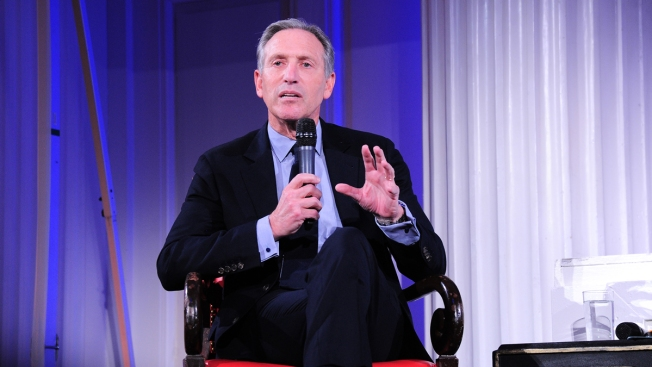 Former Starbucks CEO Howard Schultz Says He Won't Run for President