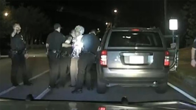 Ga. Cop Resigns After Arrest of Elderly Woman in Traffic Stop