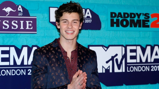 Shawn Mendes Beat Out Taylor Swift and Ed Sheeran for 'Best Artist' at MTV EMAs