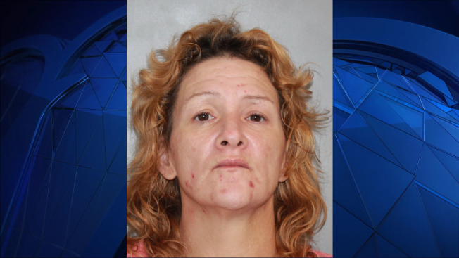 Woman With Hatchet Arrested Robbing 7-Eleven in Weymouth, Mass., Police Say