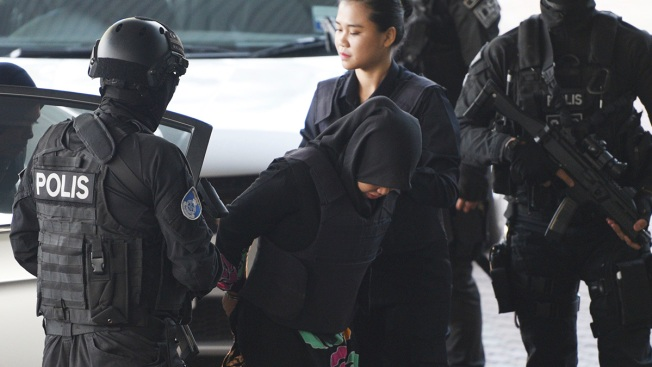 Indonesian Woman Freed After Murder Charge Dropped in Kim Killing