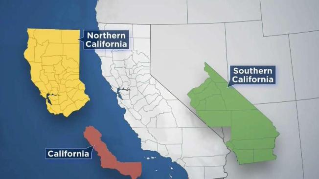 Billionaire Drops Quest to Split California Into 3 Parts