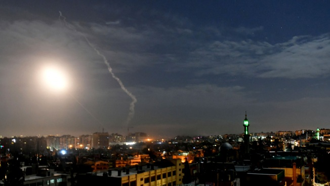 Israel Says it Hit Iranian Military Sites in Syria; 11 Dead