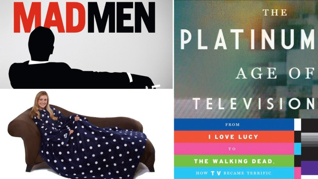 TV-Lover Gifts Abound: 'Mad Men' Opus to Roku to Slanke