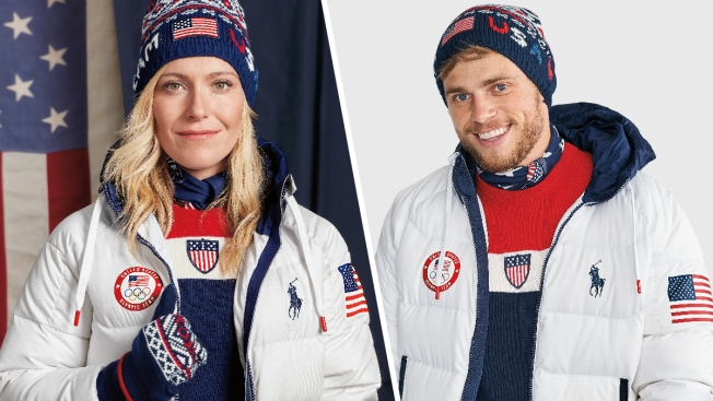 Ralph Lauren Unveils US Closing Ceremony Uniforms for 2018 Olympic Winter Games