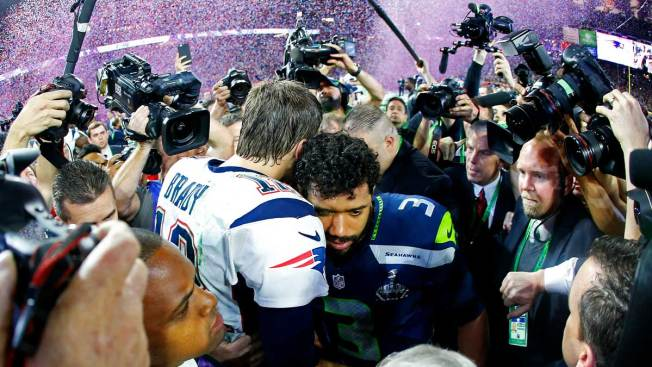 The Patriots' 6 Most Exciting Super Bowl Matchups at the Season's Halfway Point