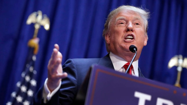 Trump in 2nd Place Among GOP Contenders in New Hampshire: Poll