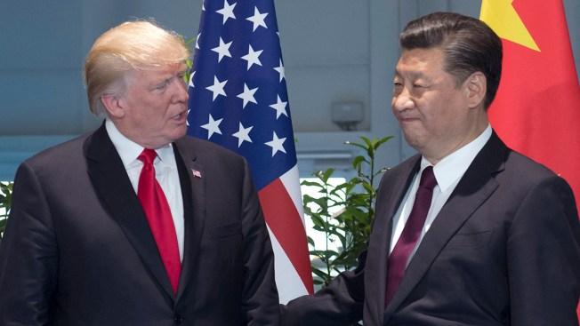 Escalation in Trump Tariffs Looms Over US-China Trade Talks