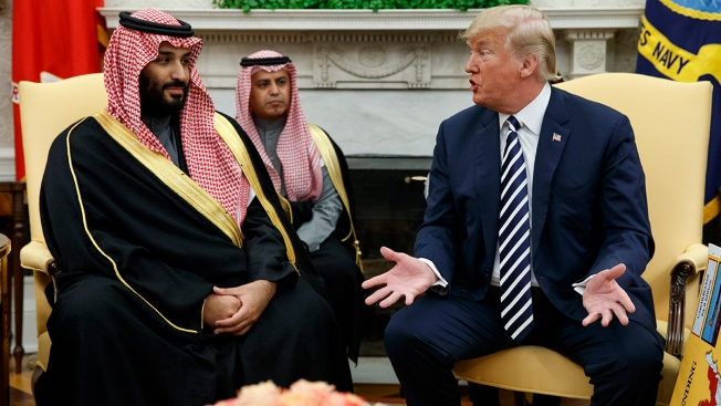 Senators Hope to Force Vote on Arms Sales to Saudi Arabia