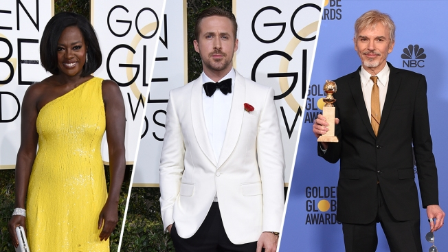 Golden Globes Winners List: 'Moonlight' 'La La Land' Take Top Awards