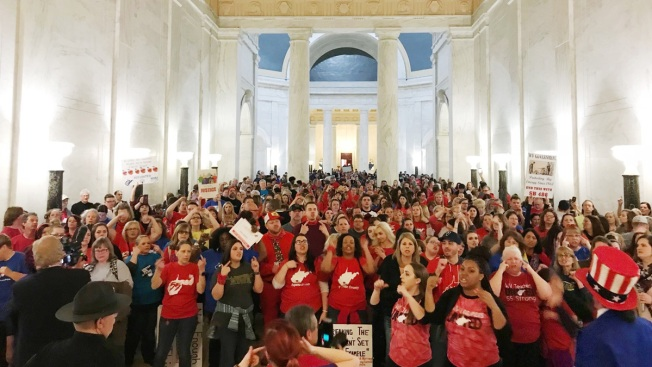Back to School: West Virginia Teachers Return to Classroom After Strike