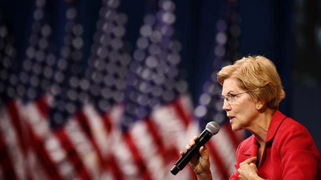 Warren Campaign Fires Top Staffer After Investigating Complaints of 'Inappropriate Behavior'