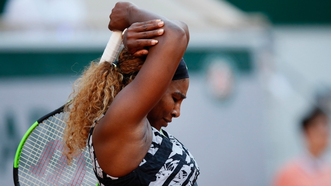 Serena Williams Joins No. 1 Osaka on Way Out of French Open