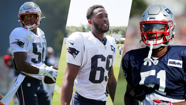The 5 Most Intriguing Young Players on the Patriots' Roster