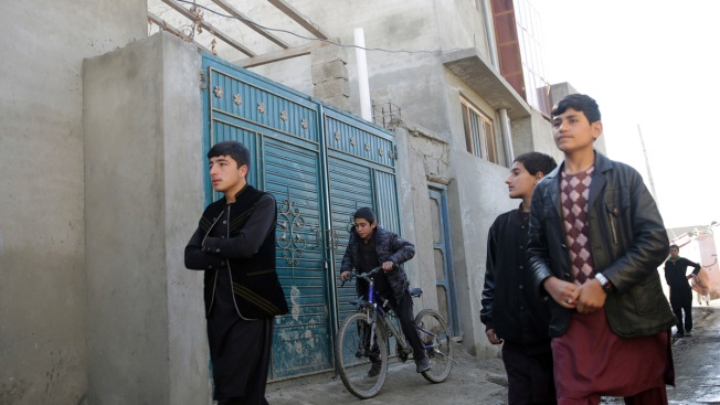 Militant Hideout Found in Afghan Capital Shows Security Woes