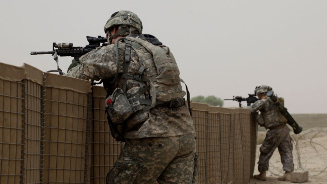 Afghan Soldier Wounds 7 US Soldiers in Insider Attack