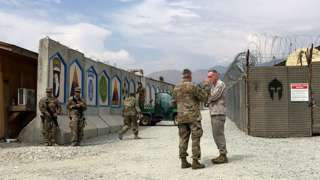Joint Chiefs Chair Sees Signs of Progress in Afghan War