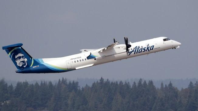 Alaska Airlines Flight Odor Sickens Passengers, Crew