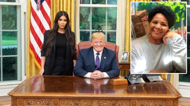 Inmate Freed With Help by Kim Kardashian West Gets Book Deal