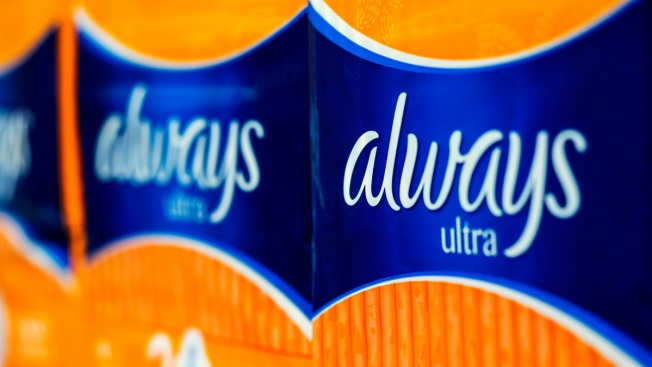 Always to Ax Female Symbol From Sanitary Products Packages in Nod to Trans Users